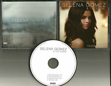 SELENA GOMEZ Round and Round REPEATS 3 Times 2010 USA PROMO DJ CD Single MINT