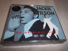 JACKIE WILSON-THE ORIGINAL HITS 1957-1971 DCD 5284 FATBOX NEW SEALED 2CD