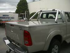 ZINARDI Toyota Extra Cab Sports Bar Cover Ute Lid Flat Hard Top Tonneau Smooth