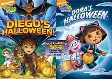Dora the Explorer: Dora's Halloween/Go Diego Go!: NEW DVD FREE SHIPPING!!