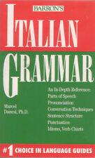 ITALIAN GRAMMAR Barrons Series **GOOD COPY**