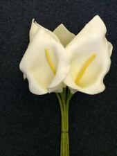 Flores secas y artificiales decorativas de espuma para el hogar