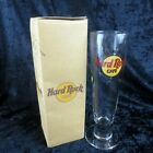 Vintage Hard Rock Cafe Save The Planet Maui Hawaii Glass Drink Beer Cup