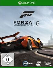 Microsoft Xbox One - Forza Motorsport 5 (al/ang) (dans L'emballage) (utilisã)