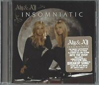 ALY & AJ / INSOMNIATIC - US IMPORT * NEW CD 2007 * NEU *