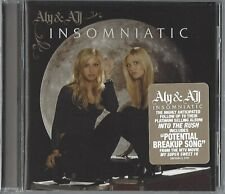 ALY & AJ / INSOMNIATIC - US IMPORT * NEW CD 2007 * NEU *