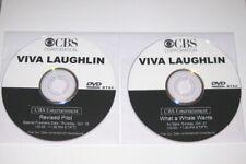 VIVA LAUGHLIN (VIVA BLACKPOOL SPINOFF) 2 DVDs, 2 EPISODES, Pilot + 1 EPISODE