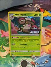 Near Mint Ultra Rare Amoonguss SM202 Prerelease Promo Pokemon Card