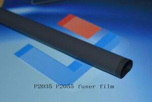 10pcs original Black Fuser Film Fixing Sleeve for HP Laserjet P2055 P2035
