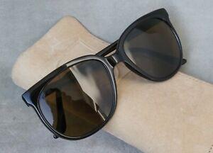 Lunettes soleil Vuarnet Pouilloux 002 vintage état neuf sunglasses perfect condi