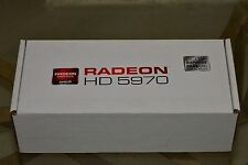 AMD Radeon HD5970 Dual GPU 2GB Graphic Card