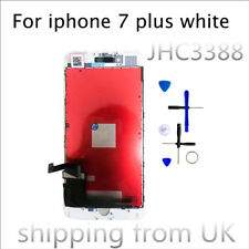 For iPhone 7 Plus 5.5'' LCD Digitizer Touch Screen Display Replacement White UK