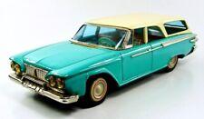 "1961 Plymouth 2 Door Ranch Wagon 12"" (30.5 cm) Japanese Tin Car by Ichiko NR"