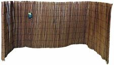 Master Garden Products Willow Fence Screen, 5 by 14-Feet New - No Tax Ex CA