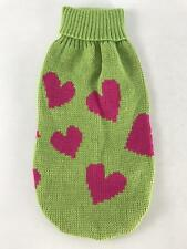 Cute Knitted Dog Jumper Pet Clothes Sweater Dogs Puppies