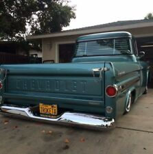 1955-1959 CHEVY/GMC TRUCK BIG WINDOW (GM) VENETIAN BLINDS