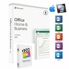 Microsoft Office 2019 Home and Business For Mac Lifetime -INSTANT + Free Gifts