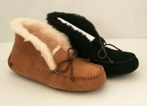 NEW UGG WOMEN ALENA MOCCASIN SLIPPERS SIZE 5, 7, 8, 9, 10  STYLE1004806