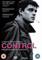 Control Sam Riley Samantha Morton GB DVD Nuevo