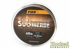 Fox Submerge Sinking Fishing Braid *SAME DAY DISPATCH*