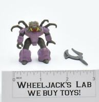 Battle Beasts Web Slinger Spider #27 100% Complete Action Figure Vintage 1986