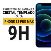 Sentete® Apple iPhone 12 Pro Max Protector de Pantalla Cristal Templado PREMIUM