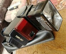 Canon Speedlight 299T Flash unit- with plastic sheath, perfect?