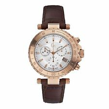 GUESS COLLECTION,X58004G1S SWISS MADE MEN'S  CHRONOGRAPH WATCH,NIB,