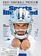 Sports Illustrated September 2021 Football Preview -Dallas Cowboys -Dak Prescott