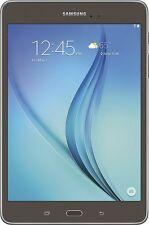 -/*BRAND NEW*- Samsung Galaxy Tab A SM-T350NZ 16GB, Wi-Fi, 8in - Smoky Titanium