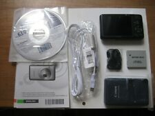 Canon PowerShot Digital Camera ELPH SD1400 IS / IXUS 130 14.1MP - Black-Bundle