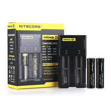 Battery & Charger Sets - Nitecore New i2 Universal Intelligent Smart Charger