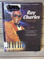 Ray Charles Voice Of Soul David Ritz 1994 Hardback Book