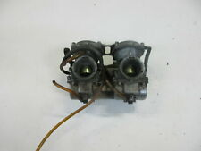 Yamaha XS 500 1H2 Carburateur Batterie de Banc Mikuni 1A8-60 Carbureto