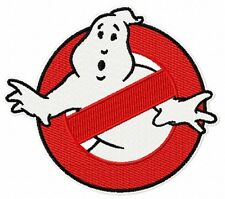 Patch aufnaher ecusson Ghostbusters
