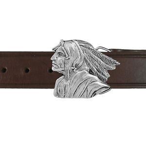 Geronimo Profile Buckle and Belt 06-INGB IMC-Retail