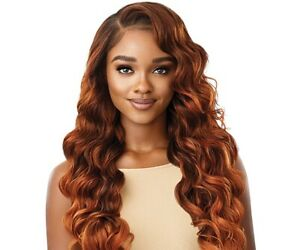 OUTRE Perfect Hairline Synthetic Hair Lace Front Wig 13x6 Lace Frontal CHARISMA