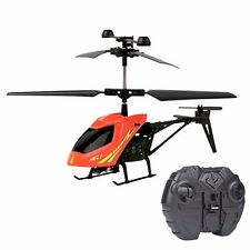 RC 901 2CH Mini helicopter Radio Remote Control Aircraft Micro 2 Channel Red