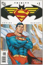 Trinity #1 : Bat-Man : Superman : Wonder Woman : DC Comic : June 2008