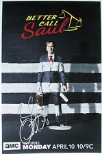 BOB ODENKIRK SIGNED 11x17 PHOTO BETTER CALL SAUL DC/COA (PROOF)