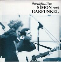 SIMON AND GARFUNKEL the definitive (CD, compilation 1994) greatest hits, best of