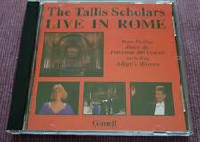 Tallis Scholars / Peter Phillips - Live In Rome (Palestrina / Allegri) - Gimell