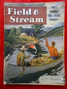 July 1947 FIELD & STREAM Magazine