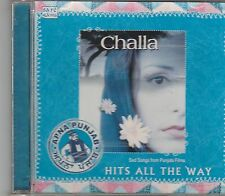 Challa - Sad Songs Of Punjabi Films By Ranjeet kaur,Mohd sidiq,Gurdas Mann [Cd]