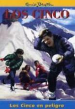 Los Cinco En Peligro/the Five Get into Trouble (Spanish Edition)-ExLibrary