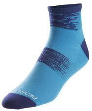 Pearl Izumi 2017 Elite Low Cycling Socks Blue Depths Large (41-44 US 8-10)