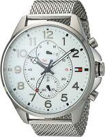 Tommy Hilfiger Men's Quartz Stainless Steel Casual Watch 1791277