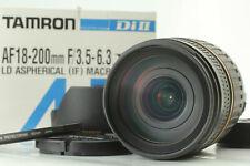 [Mint in Box] TAMRON AF 18-200mm F3.5-6.3 XR Di II LD Lens for Nikon Japan