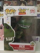 Funko Pop Rex Toy Story 25th Anniversary