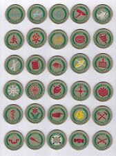 1950-60's BRITISH / UNITED KINGDOM SCOUT - Boy Scouts Proficiency Badge Lot 1